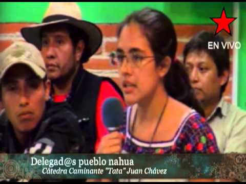 Radio Tzinaca San Miguel Tzinacapan - Cátedra Tata Chávez Alonso