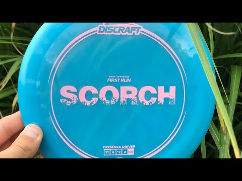 Before You Buy A Discraft Scorch Watch This Video