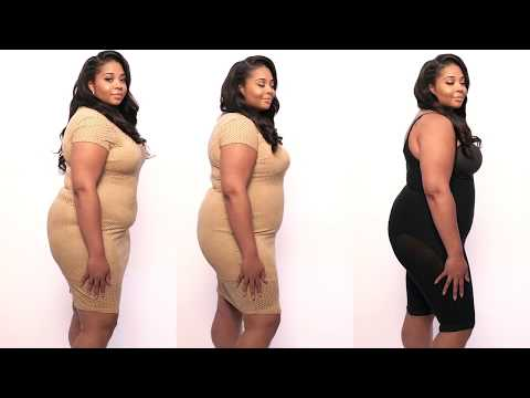 Body Shaper Before Vs. After