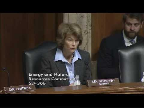 Senate Energy and Natural Resources Hearing Advanced Nuclear Technology
