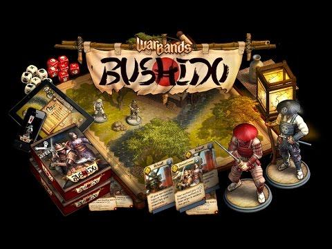 Warbands Bushido | XCOM Samurai | Warbands Bushido Gameplay