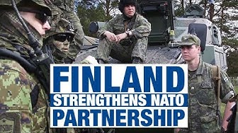 🇫🇮 Finland strengthens NATO partnership