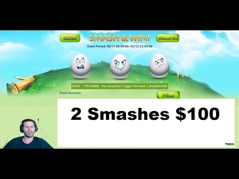 BIG Boy $50 Per Smash & Win Rolling For Anubis Android Castle Clash