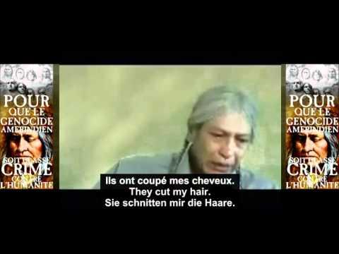 Pour Que Le Génocide Amérindien Soit Reconnu Crime Contre L'Humanité