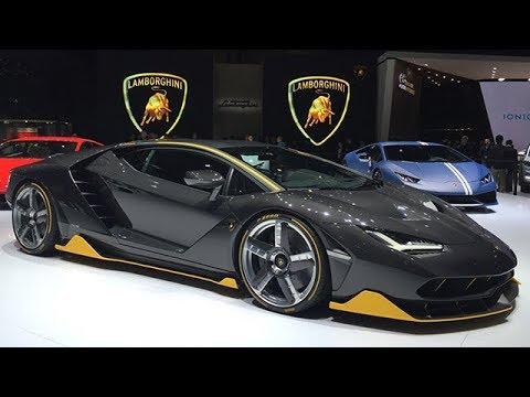 10 Siêu Xe Lamborghini Đẹp Nhất Mọi Thời Đại
