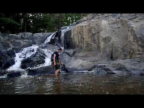 Urban River Adventure! - Found Shotgun, Knife, And Fire Extinguisher