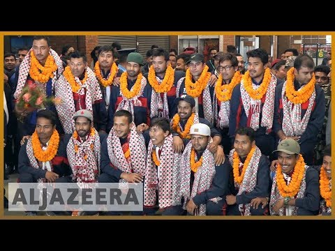 🇳🇵 Nepal cricket team strikes international recognition | Al Jazeera English