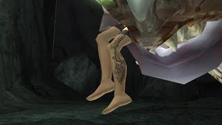 [Ryona リョナ] Tomb Raider Gets Eaten By Giant Snake