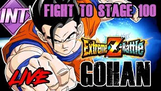 FIGHTING TO STAGE 100 OF GOHAN!! TAKE IT FURTHER BEYOND! | DRAGON BALL Z DOKKAN BATTLE