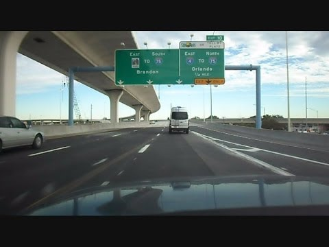 Selmon Expressway Connector Is Now Open Tampa Florida
