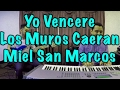 Download Yo Vencere / Los Muros Caeran Miel San Marcos Piano / Bass Approach MP3 song and Music Video