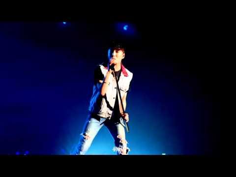 160402 WINNER Daegu Concert - WILD AND YOUNG 강승윤 (KANGSEUNGYOON)
