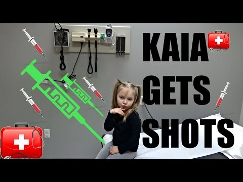 Download Youtube: CHECK UP TiME! Kaia gets her SHOTS! TOYTASTIC family VLOG. DOCTOR visit! YOUTUBE KIDS
