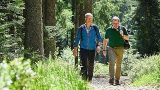 Experten unterwegs im Nordschwarzwald