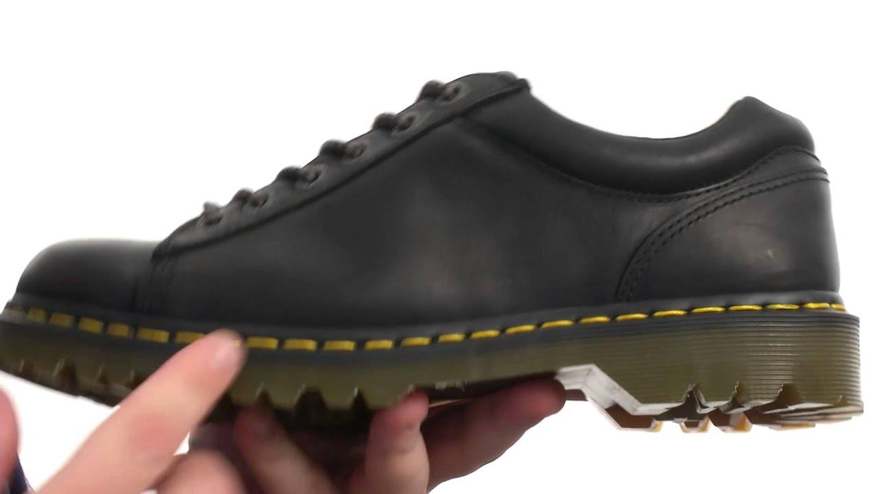 f14683d026d0d2 Dr. Martens Bold 6-Tie Shoe SKU 8380867 - YouTube