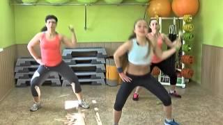 Фитнес. Упражнения для похудения