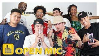 Open Mic   Bucket Hat Jack, Eerf Evil, Cracker Jon, Oliver Rees & Tarju Le'Sano   FUBAR Radio