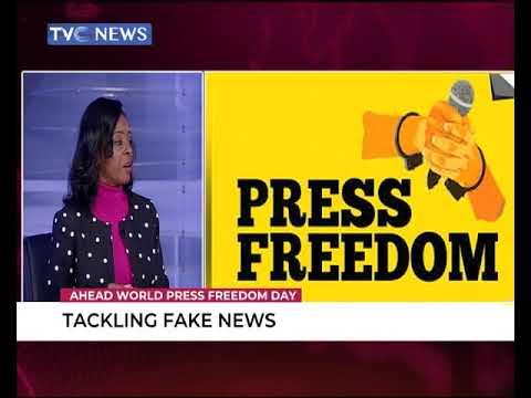 Ahead World Press Freedom Day   Tackling Fake News
