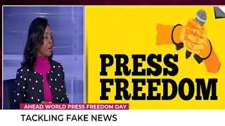 Ahead World Press Freedom Day | Tackling Fake News