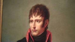 Napoleon Bonaparte By Andrea Appiani With Incredible Gold Frame.mp4