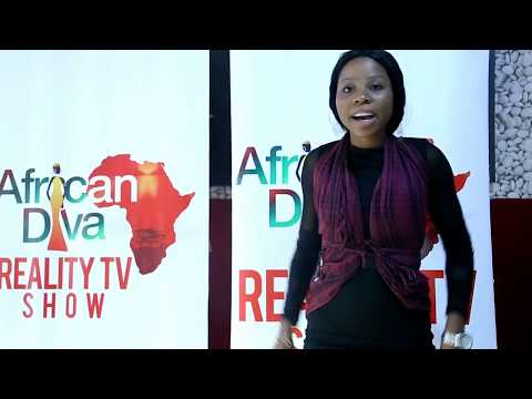 Edo State Audition| African Diva  Show| Chika Ike