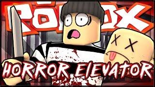 KOLIKRÁT SE LEKNEŠ? - The Horror Elevator | Hororový Roblox