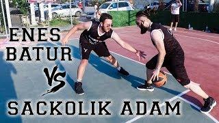 ENES BATUR vs SAÇKOLİK ADAM-Büyük Kapışma-