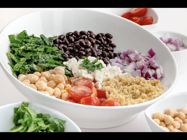 Quinoa Bowl - Andrea Zambrana - Goya Fit