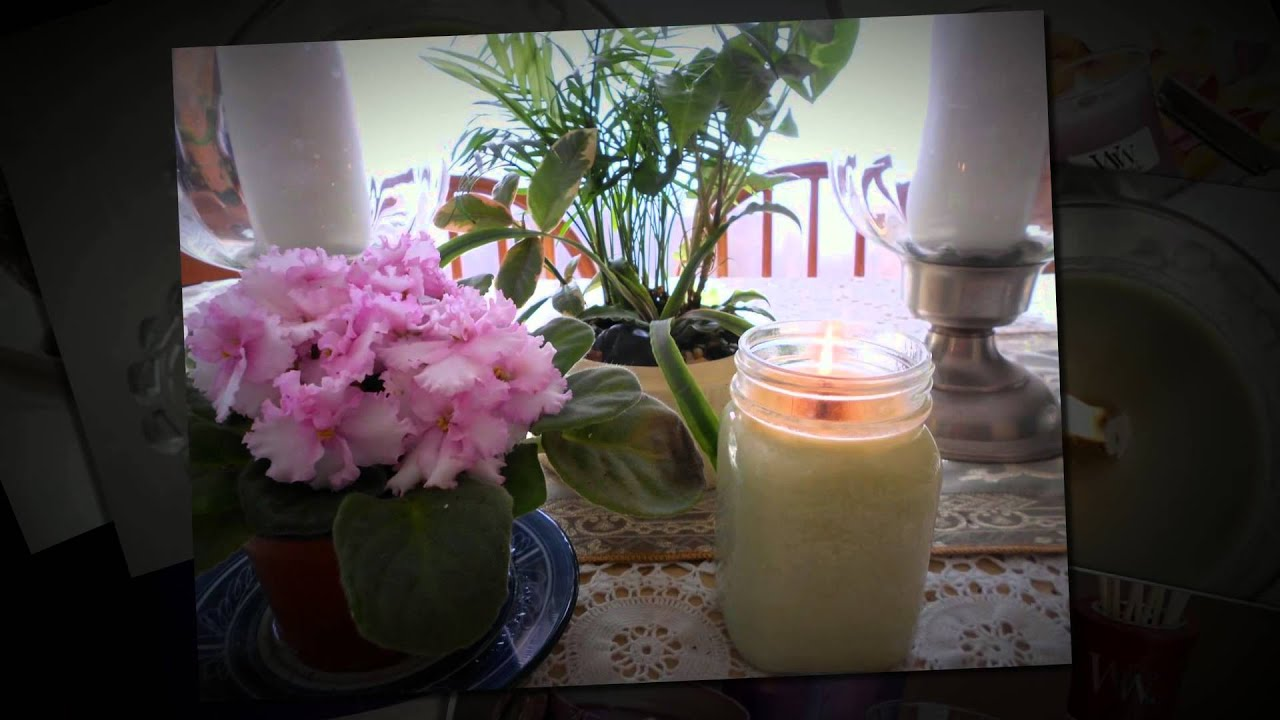How Do Woodwick Candles Work - YouTube