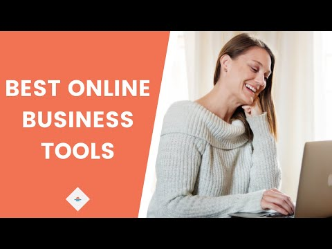 The Best Tools for Running Your Online Business