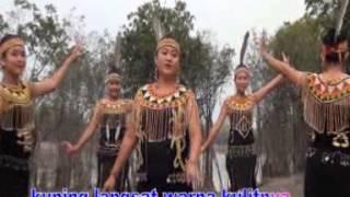 Lagu Dayak Mualang (Pantun Mualang)