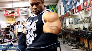 Becoming The Protege - Ronnie Coleman Athlete Cory Mathews Road to the Arnold