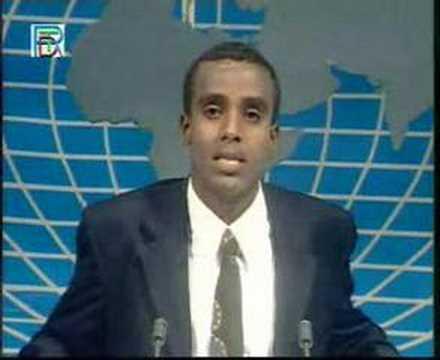 Radio and TV Djibouti - Journal en Somali June 16, 2007
