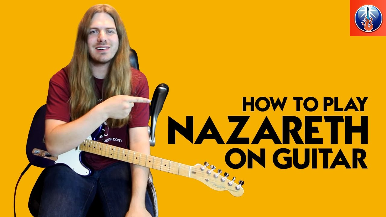 how to play hair of the dog on guitar