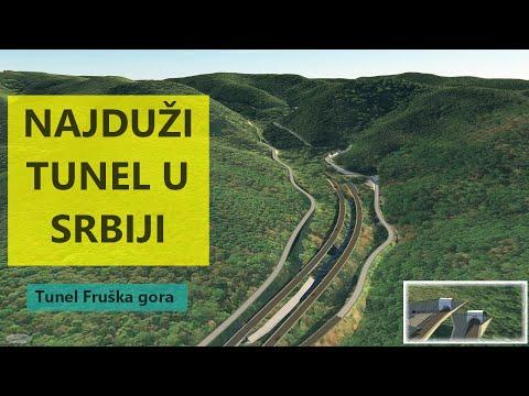 Fruškogorski koridor (Tunel Iriški Venac), Deonica Novi Sad - Ruma