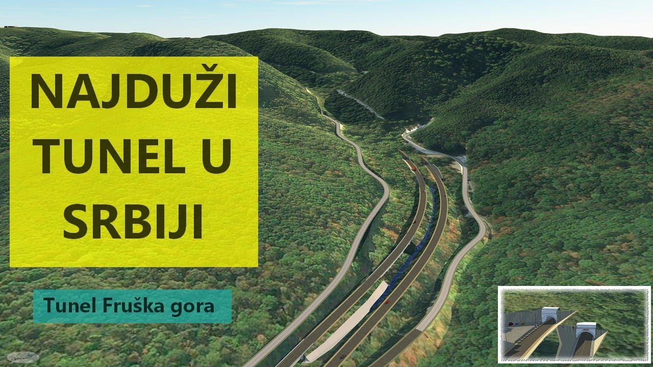 Fruškogorski koridor (Tunel Iriški Venac)