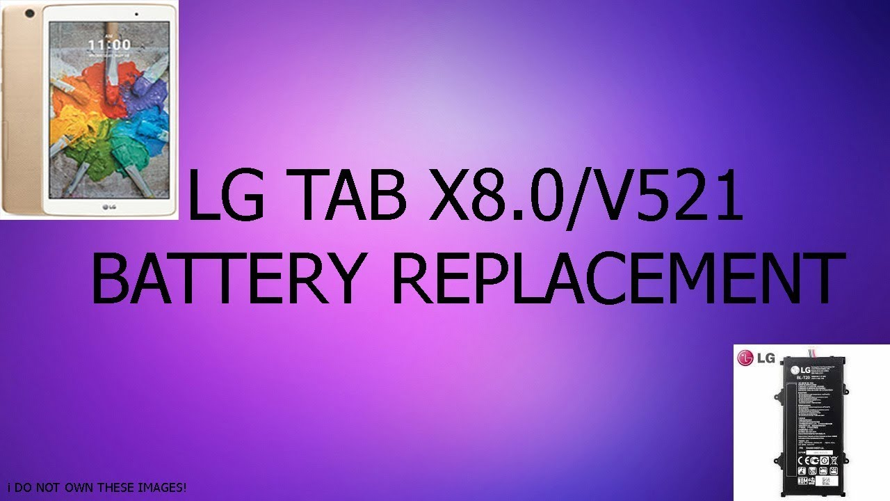 LG U310 Battery Videos - Waoweo