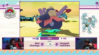 2017 Pokémon World Championships: VG Masters Top 8, Match D