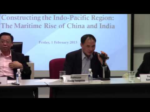 Constructing the Indo-Pacific Region : The Maritime Rise of China and India - Part 2 (1 Feb 2013)