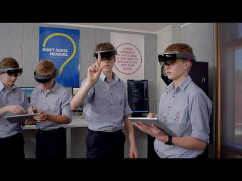 More Engaged Students Through Mixed Reality
