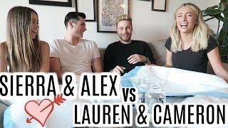 TRY NOT TO LAUGH CHALLENGE FAIL ft. SIERRA & ALEX! | Lauren Elizabeth