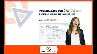 Inviare convocazioni, solleciti e raccomandate con Geco2010
