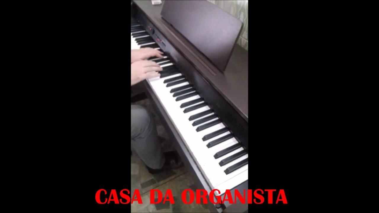 piano casio ap cliente casa da organista