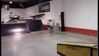 Primeros pasos en Rolling Indoor Cordoba, patines en linea