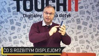 Oprava poškodeného displeja iPhone zadarmo a s garanciou. U Swiss Service a ako cena v Mobil Roka