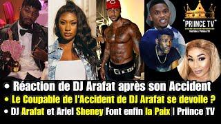 Accident de DJ Arafat, le Responsable devoilé ? La Réaction de l'Artiste | Le JOURNAL de PRIINCE TV