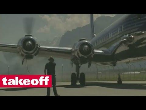 Flying Bulls DC-6 Restauration (deutsch/German)