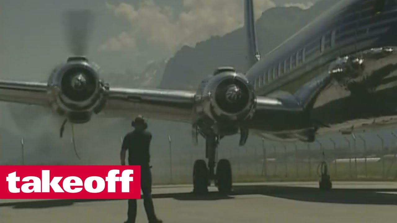 Landing problems - PMDG DC-6 Cloudmaster - The AVSIM Community