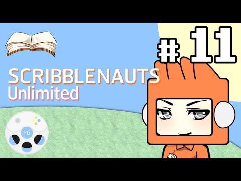 เรียนภาษาอังกฤษจากเกม Scribblenauts Unlimited (11) - หนังกลางแปลงทะลุจอ