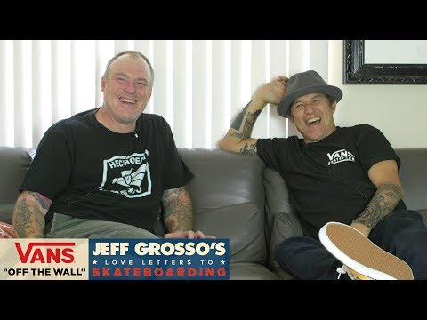 Loveletters Season 8: Unleashed the East- Part 1   Jeff Grosso's Loveletters to Skateboarding   VANS